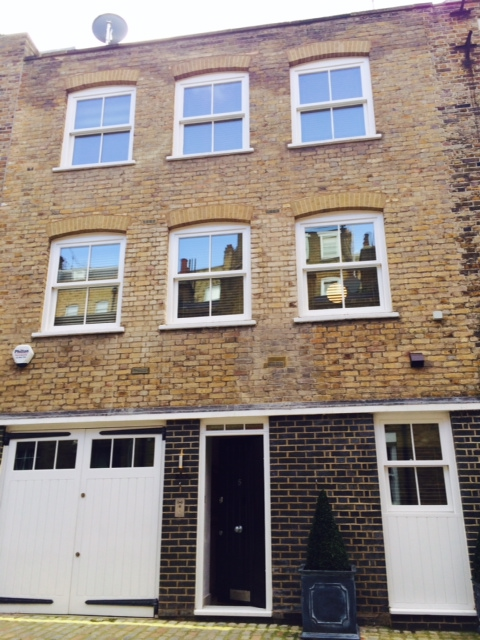 Marylebone Luxury 3 Bedroom 2 Bathroom Modern  Mews House